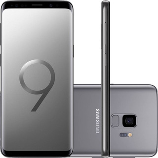 Celular Samsung Galaxy S9 Plus 6.2 Dual Chip 128gb 4g 12mp