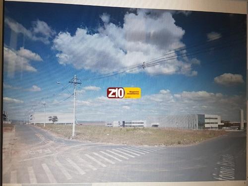 Imagem 1 de 2 de Te06127 - Distrito Industrial Domingos Giomi Indaiatuba/sp - Área Plana At 30.225,08m² - Venda R$ 7.556.270,00. - Te06127 - 68545803