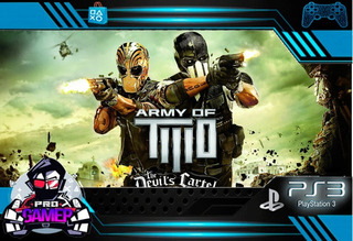 Army Of Two Iii Psn Store Ps3