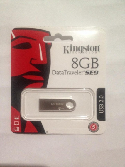 Pendrive Kingston 8gb Datatraveler Se9