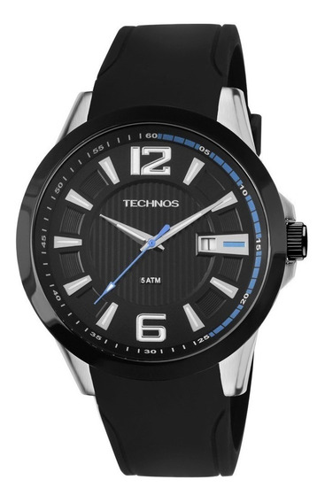 Relógio Technos Performance Racer Masculino 2115knw/8p C/ Nf