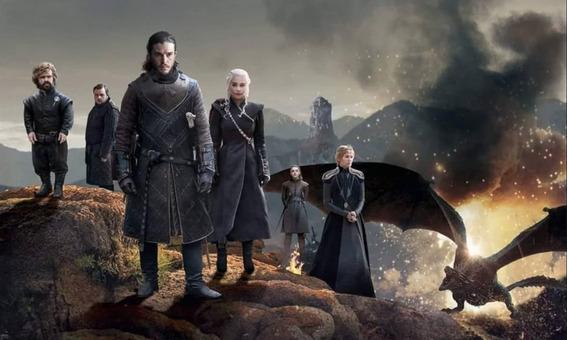 Game Of Thrones 8ª Temporada Completa