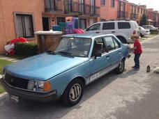 Renault 18 Gtx 2 Litros 1984