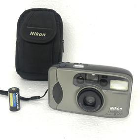 Camera Fotográfica Nikon One Touch Zoom 70 Af - Usada!!!