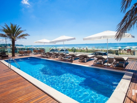 Apartamento Frente Mar Na Praia Brava - 0332