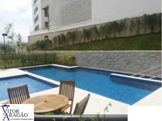 91455 - Cobertura 2 Dorms. (1 Suíte), Carandiru - São Paulo/sp - 91455