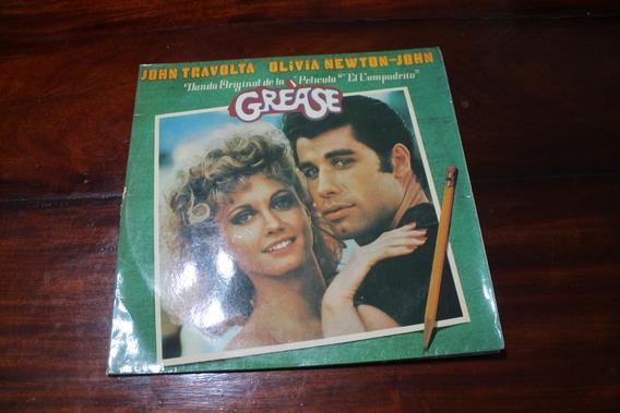 Disco Vinilo Grease Soundtrack 2 Discos