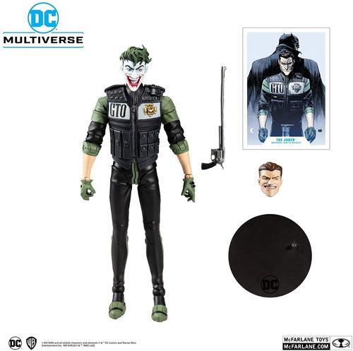 Mc Farlane  Batman  Joker Azrael Caballero Blanco Funko Pop