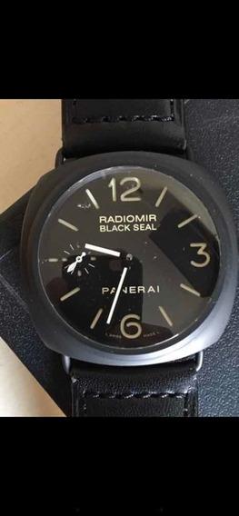 Panerai Radiomir Black Seal 45mm Cerâmica
