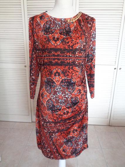 Vestido Emily Rose Talla L, Nuevo Sin Etiqueta,strech,forro