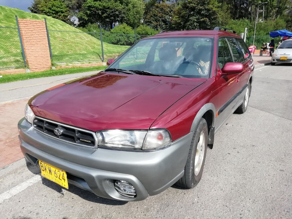 Subaru Outback 2.5 Awd At Sw 1998