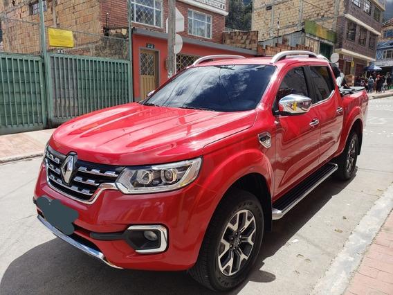Renault Alaskan Intesell Full Equipo