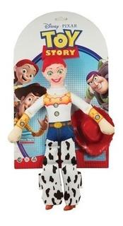 Toy Story Jessie Peluche De Tela C/sonido Dny305120