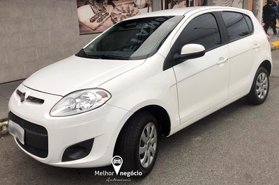 Fiat Palio Attractive 1.0 Evo Flex 2016 Branco