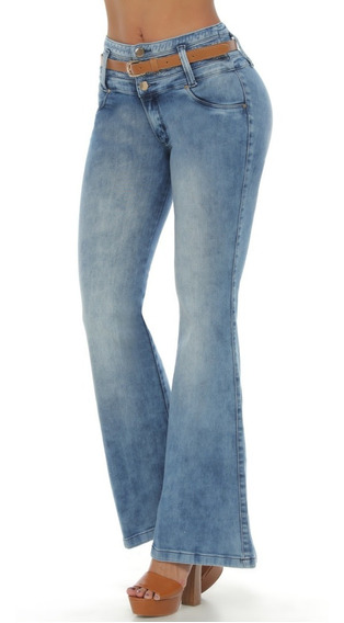 Jeans Colombianos, Push Up Marca Coello Cpw006