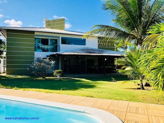 Casa Em Busca Vida 400m² Com 2 Pavimentos - Mobiliada - Ca00032