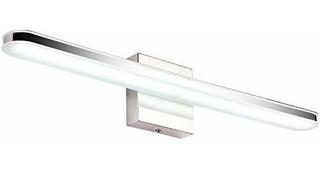 Lámpara Led De Baño De Acero Inoxidable Para Espejo De Baño