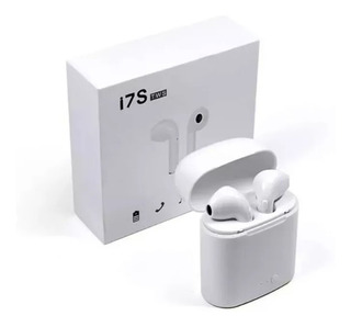 Fone De Ouvido I7 Tws Bluetooth AirPods iPhone Android S/fio