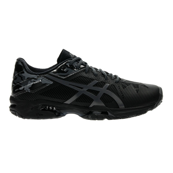 Tênis Asics Gel Solution Speed 3 - Limited Edition - Black