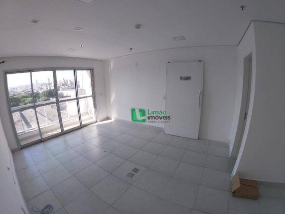 Sala Para Alugar, 168 M² Por R$ 1.100/mês - Barra Funda - São Paulo/sp - Sa0028