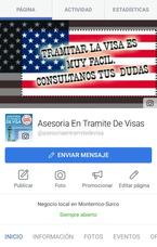 Asesoría En Támite De Visas.