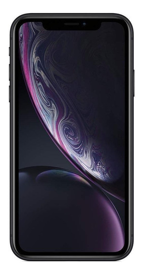 iPhone XR 64 GB Preto 3 GB RAM
