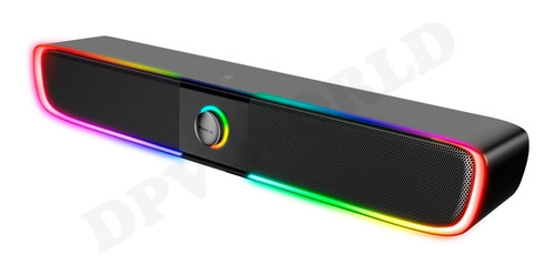 Imagen 1 de 4 de Barra De Sonido Gamer Xtrike Me Sk-600 6 Watt 3.5mm Usb