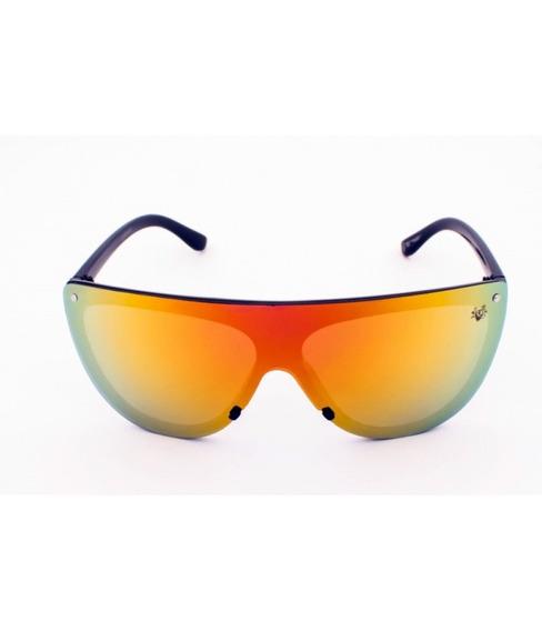 Óculos De Sol Esportivo Drop Me Las Lente Unica Multicor -