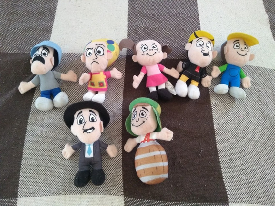 Personagens Turma Do Chaves