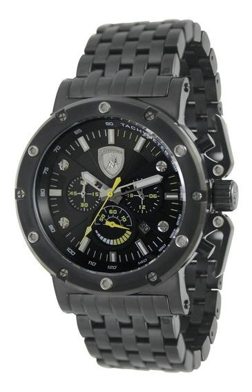 Relógio Masculino Lamborghini Lb90033653m Coleção Ferruccio