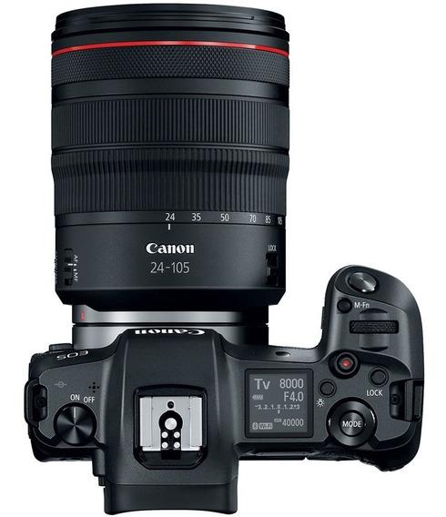 Camera Canon Eos R Kit 24-105mm (nova)