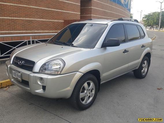 Hyundai Tucson Lt Sincrónico