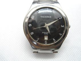 Relógio Technos Executive,usado Mais Bem Conservado