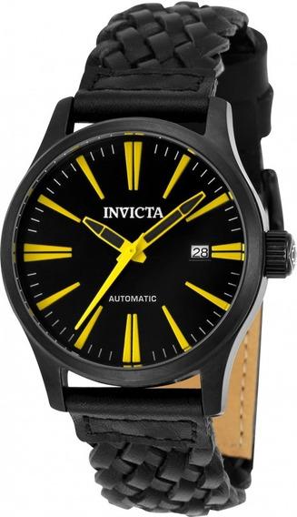 Reloj Automatico Invicta I-force Seiko Nh35a Hombre Nuevo