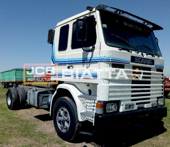 Scania 112 - 310 - Año 1983 - Chasis Largo