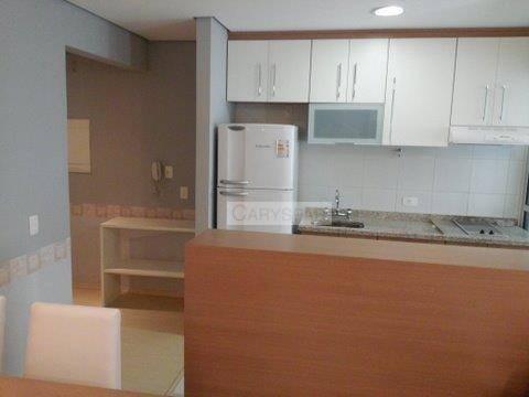 Flat Com 1 Dormitório Para Alugar Com 50 M² Na Cerqueira César - Fl4932