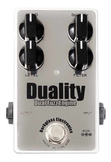 Pedal Baixo Duality Fuzz Engine Darkglass - Novo C/ Nf!