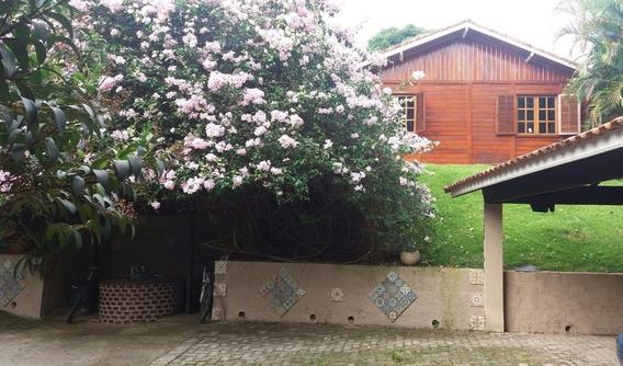 Chacara Em Condominio - Chacaras Embu Colonial - Ref: 6495 - V-6495