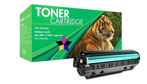 Imagen 1 de 3 de Toner 85a Ce285a Compatible P1102w M1132 P1109w Tigre