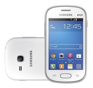 Samsung Galaxy Fame Lite Duos S6792 Original Branco Vitrine