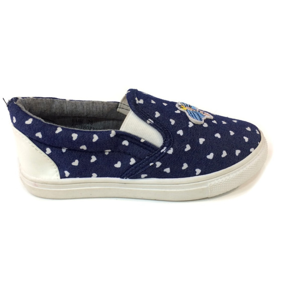 Zapatos Actitud Originales Para Niñas - Ac160733b - Blue