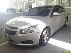Chevrolet Cruze Sin Siglas