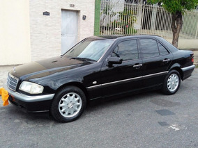 Mercedes Benz Classe C 2.4 Elegance 4p Muito Fina 98/98