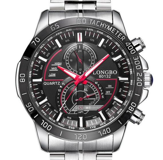 Relógio Longbo 80132