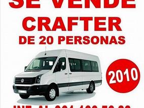 Volkswagen Crafter 2.0 Cargo Van 3.88 Ton Lwb Caja Ext Ta