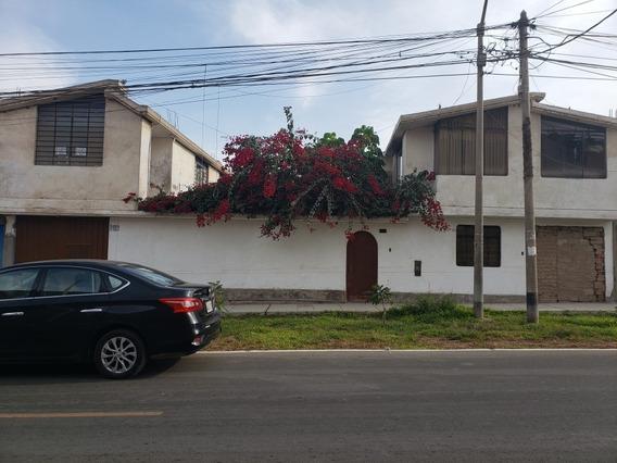 Se Vende Casa En Puente Piedra Km 35 Panamericana Norte