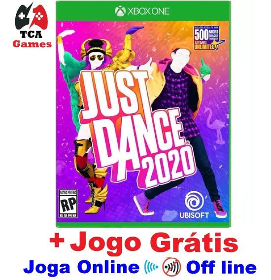 Just Dance 2020 Xbox One Midia Digital + 1 Jogo Grátis