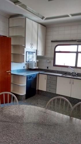 Imagem 1 de 10 de Apartamento Com 4 Dormitórios À Venda, 340 M² Por R$ 1.350.000 - Vila Gomes Cardim - São Paulo/sp - Ap2545