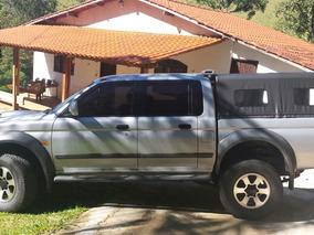 Mitsubishi L200 Outdoor 4x4 Diesel Aceito Trocas/propostas