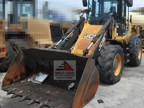 Pá Carregadeira Jcb 416 - Ano 2010 - C/ 7 Mil Horas De Uso